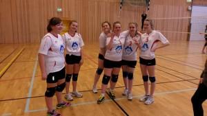 Volleyballjentene